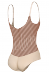 Julimex Lingerie Invisible-body beige-thumb  S-3XL JXS-219