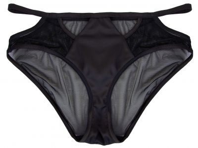 Junko Origami -alushousut musta
