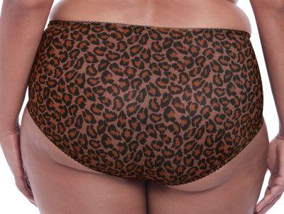 Goddess Kayla-alushousut Dark Leopard  M-4XL GD6168-DLD