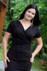 Kopertowy olowek lyhythihainen mekko musta-thumb