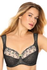 Laura Soft -rintaliivit Tempting Black