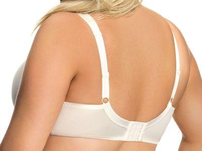 Luisse Soft Comfort -rintaliivit kermanvalkoinen