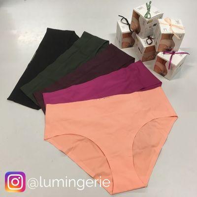 Simple Panty-alushousut aprikoosi