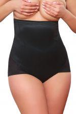 Magic muotoilevat korkeavyötäröiset alushousut musta