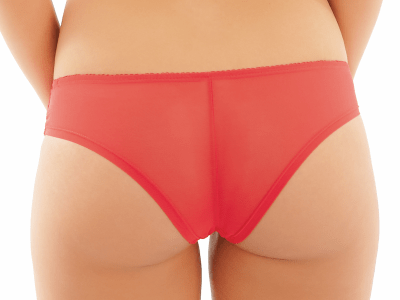 Cleo by Panache Marcie-brazilian punainen  34-44 6837-SCARLET