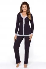 Marcjanna-pyjama 2-osainen luumu