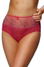 Marvy korkeavyötäröiset alushousut pinkki-harmaa