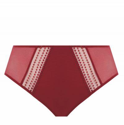 Elomi Matilda Full Brief -alushousut Crimson  40-50 EL8906-CRN