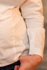 Minimal pitkähihainen paitapusero valkoinen-thumb