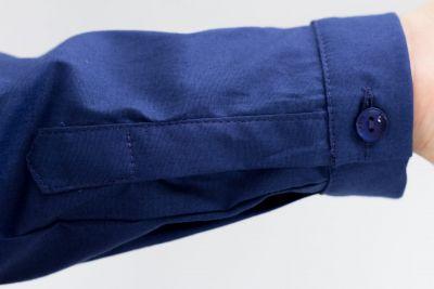 Urkye Minimal pitkähihainen paitapusero Navy Muotoonommeltu ja vartalonmyötäinen pitkähihainen paitapusero 36-46 1/2 ja 2/3 KO-006-GRA-2021