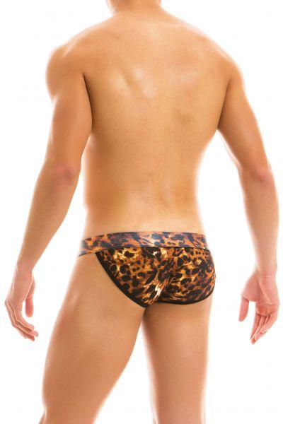 Modus Vivendi Animal tanga leopardi Tanga 95% Viskoosi, 5% Elastaani S-XL 14917_leopard