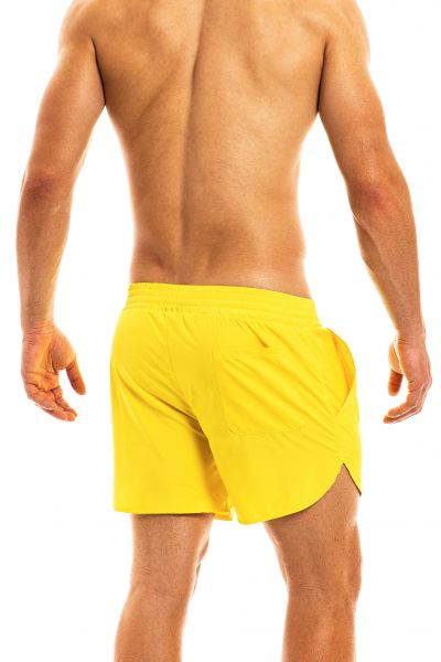 Modus Vivendi Capsule uimashortsit keltainen Uimashortsit 100% Polyester S-XL S16921_yellow