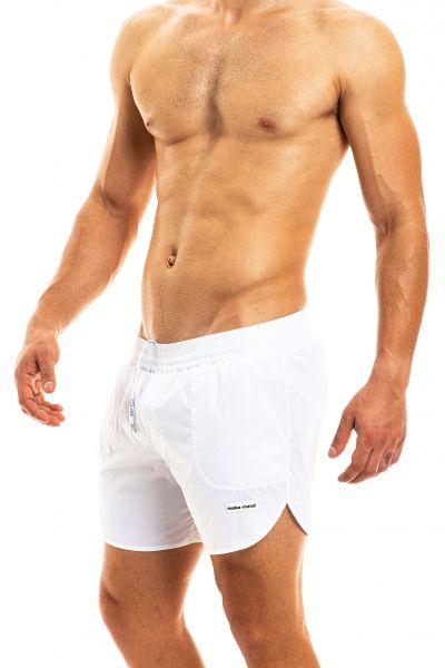 Modus Vivendi Capsule uimashortsit valkoinen Uimashortsit 100% Polyester S-XL S16921_white