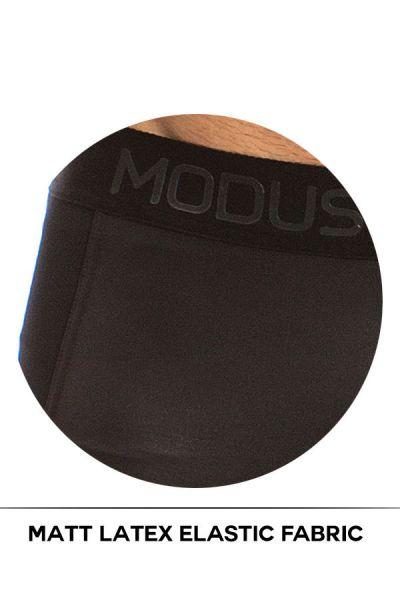 Modus Vivendi High tech bottomless low cut brief musta Bottomless Low cut brief 92% Polyesteri, 8% Elastaani S-XL 14811