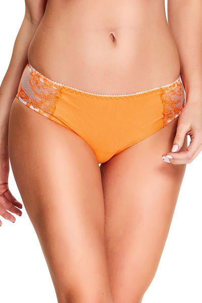 Neon-alushousut oranssi