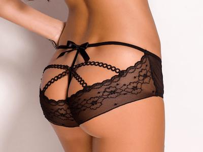 Anaïs Night-alushousut musta