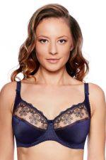 Nina Soft -rintaliivit tummansininen