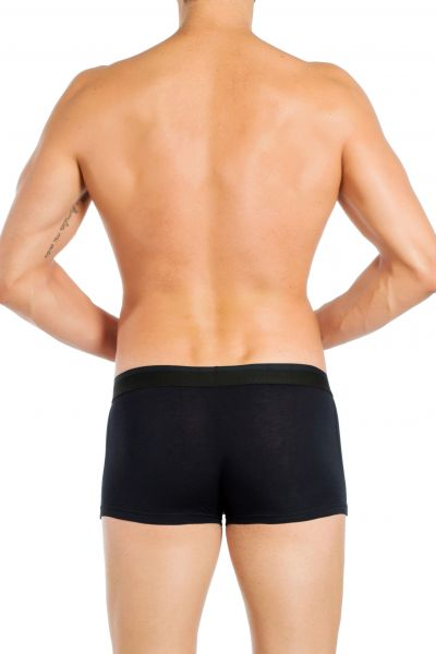 Obviously FreeMan Trunk musta Trunk 90% Bambu, 10% Lycra S-XL C03-1A