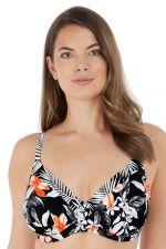 Port Maria UW Full Cup -bikiniliivit Black Floral
