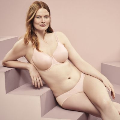 Every Woman Seamless -t-paitaliivit Pink Blush