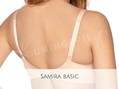 Samira Soft -rintaliivit beige