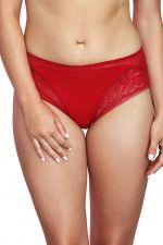 Sandy-alushousut punainen