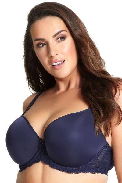 Sasha Plunge-t-paitaliivit Ink Blue
