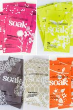 Soak Mix Pack 5 ml x 5 + 1