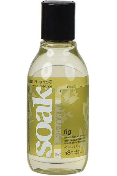 Soak Fig Travel Bottle