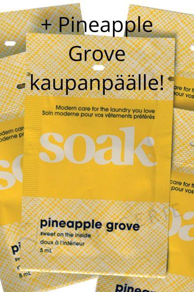 Soak Mix Pack 5 ml x 5 + 1