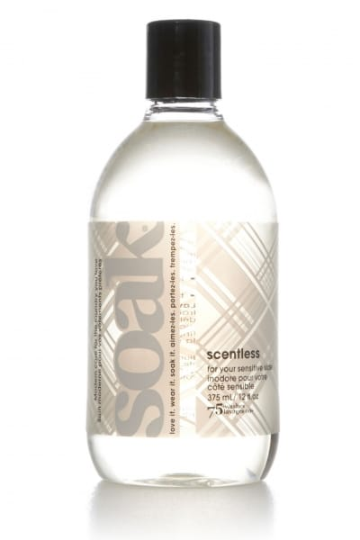 Soak Soak Scentless Big Bottle 375 ml pullo