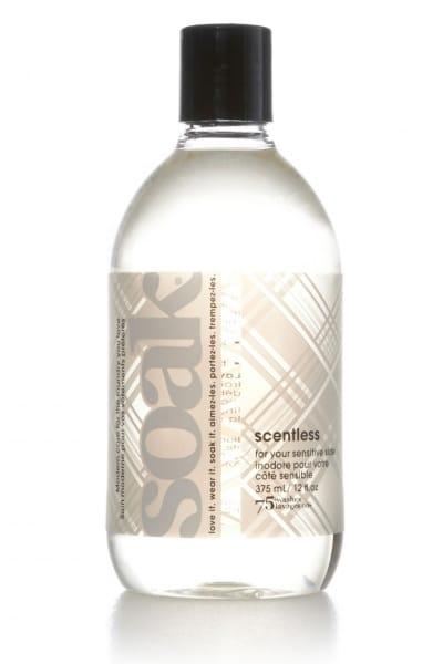 Soak Scentless Big Bottle