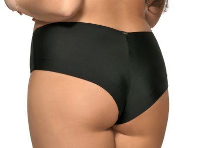 Ava Swimwear Basic Black Brazilian bikinihousut musta  S-3XL SF-13/5-BLK