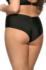 Basic Black Brazilian bikinihousut musta
