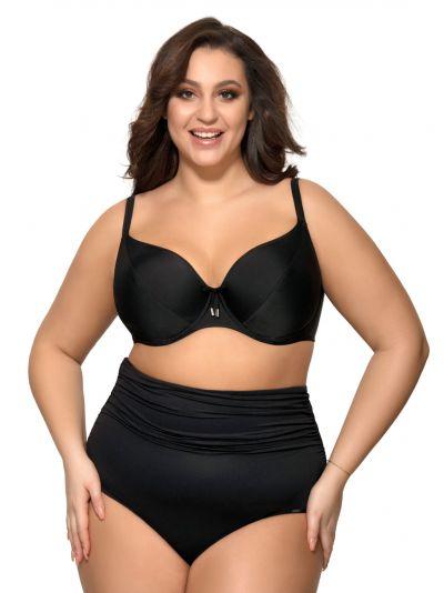Ava Swimwear Basic Black UW Soft -bikiniliivit musta  65-100, D-L SK-113-BLK