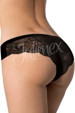 Tanga Panty-brazilianhousut musta