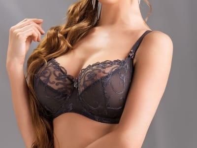 Tess-rintaliivit grafiitinharmaa