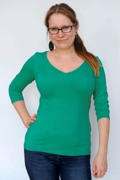 Veka-paita vihreä