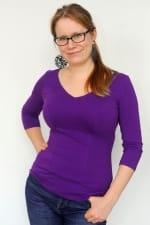 Veka-paita violetti