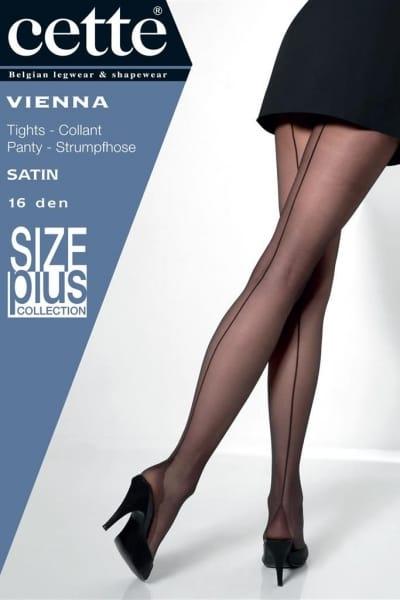 Vienna-saumasukkahousut musta 16 den