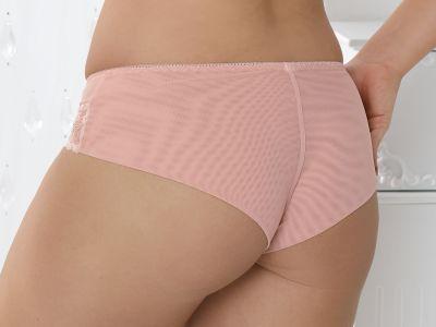 Nessa Vincenta- / Abbi-alushousut roosa  36-52 VIN-NO-01-PINK
