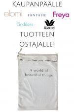 A World of Beautiful Things -pesupussi kaupanpäälle Elomi-, Fantasie-, Freya-, Goddess- tai Wacoal-tuotteen ostajalle