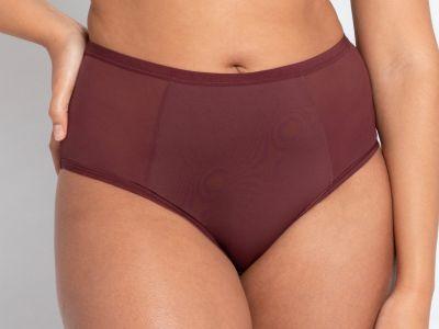 Curvy Kate WonderFull-alushousut Auburn Short-mallin alushousut 38-50 CK-018-201-ABN